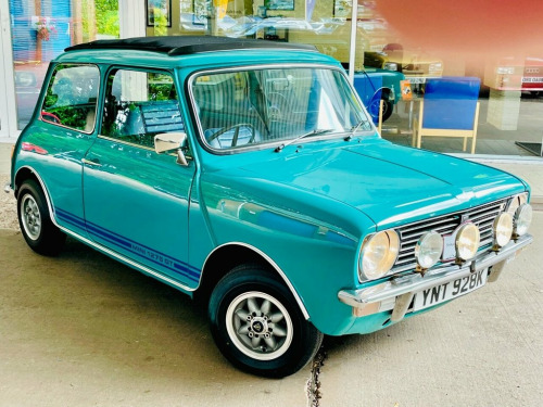 Morris Mini  CLUBMAN 1275 LOOKS AND DRIVES REALLY WELL