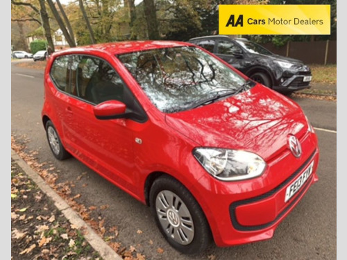 Volkswagen up!  1.0 MOVE UP BLUEMOTION TECHNOLOGY 3d 59 BHP