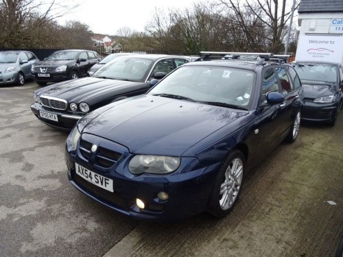 MG ZT-T  1.8 160 5d 159 BHP DRIVES GOOD CHEAP EST