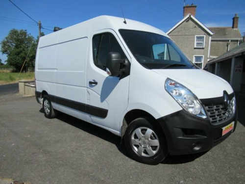 Renault Master  2.3 MM35 BUSINESS PLUS ENERGY DCI 145 BHP