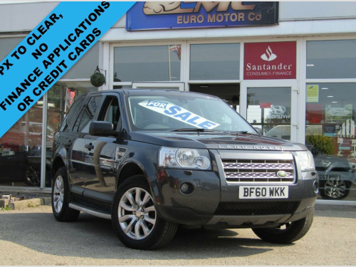 Land Rover Freelander  2.2 TD4 GS 5d 159 BHP 2 KEYS, HPI CHECKED AND CLEA