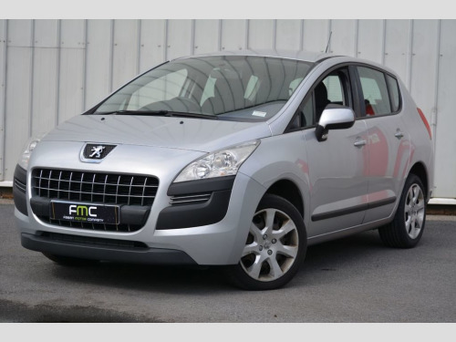 Peugeot 3008 Crossover  1.6 ACCESS HDI FAP 5d 112 BHP