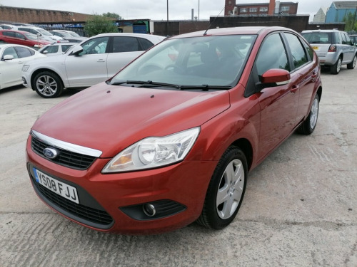 Ford Focus  1.6 STYLE 5d 100 BHP CLIMATE+TRIMS