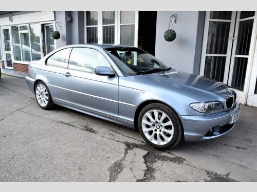 BMW 3 Series  2.0 318Ci ES Coupe 2d 1995cc
