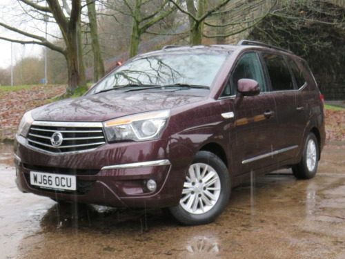 Ssangyong Rodius  2.2 EX 5d 176 BHP ++FREE DELIVERY UP TO 20 MILES++