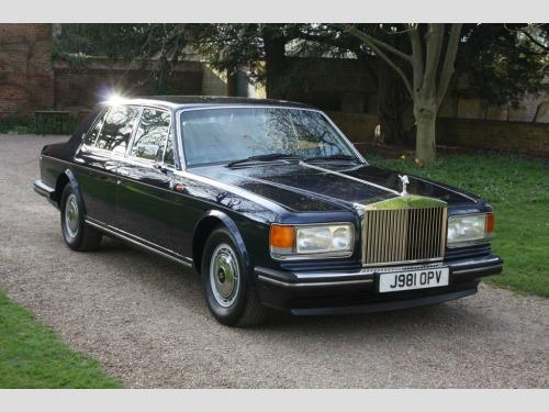 Rolls-Royce Silver Spur  6.8 V8 4d 341 BHP