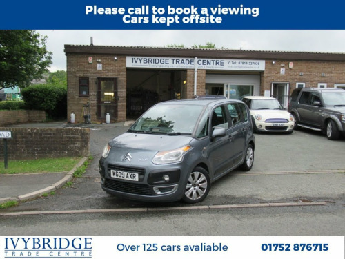 Citroen C3 Picasso  1.6 VTR PLUS HDI 5d 90 BHP ONLY 2 OWNERS+GREAT HIS