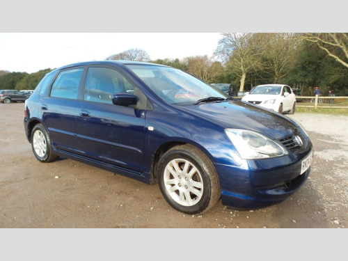 Honda Civic  1.6 SE 5d 110 BHP 2 X KEYS, AUTOMATIC,