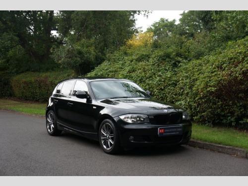 BMW 1 Series  2.0 118D M SPORT 5d 141 BHP