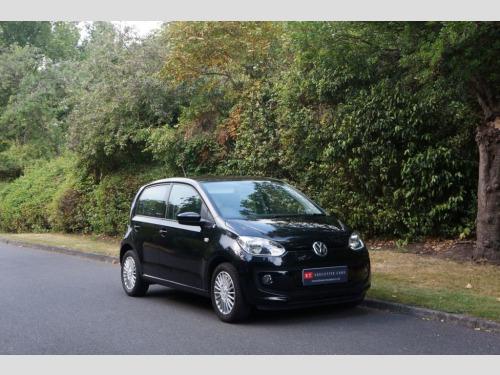 Volkswagen up!  1.0 HIGH UP 5d 74 BHP