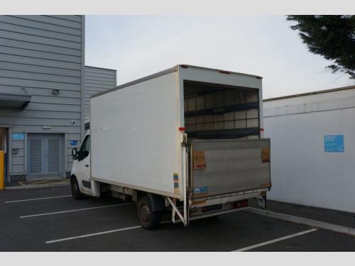 Renault Master  2.3TD CCLL35dCi 125 (Euro V)(RWD) LWB Box 2298cc