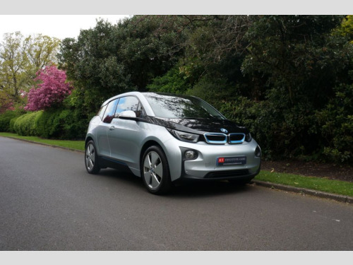 BMW i3 i3 E (170bhp) [no trim] Hatchback 5d 0cc Auto