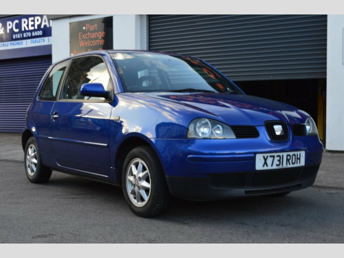 SEAT Arosa  1.0 S 3d 50 BHP 3 FORMER KEEPER  PX TO CLEAR