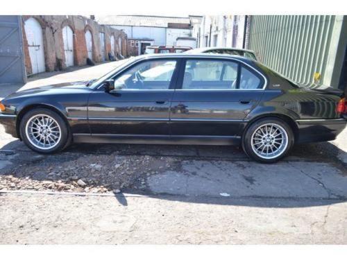BMW 7 Series  5.4 750i L Saloon 4d 5379cc auto
