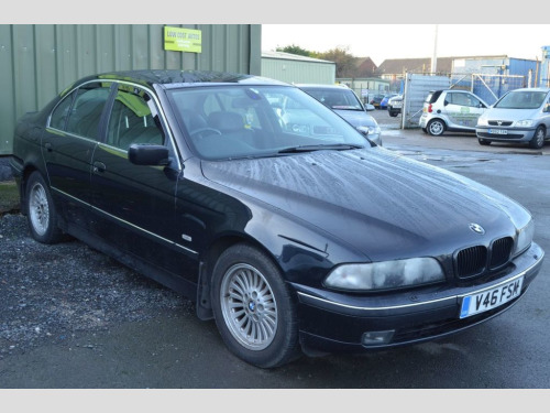 BMW 5 Series  3.5i 535 Saloon 4d 3498cc auto