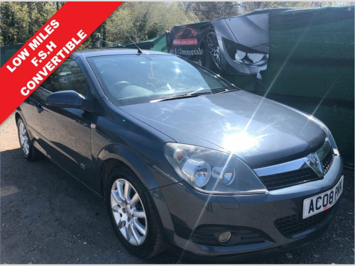 Vauxhall Astra  1.6 TWIN TOP SPORT 3d 114 BHP GOOD CONDITION, LONG
