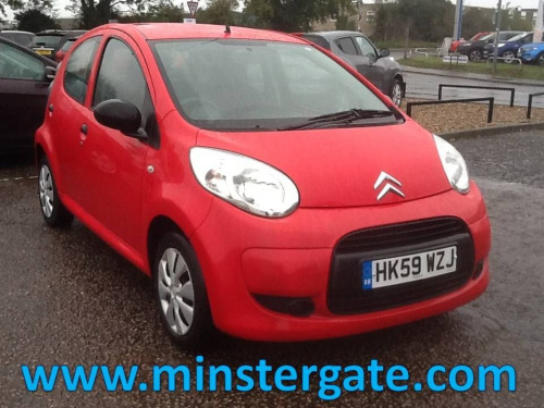 Citroen C1  1.0 VT 5d 68 BHP * 76000 MILES, £20 TAX, HIS